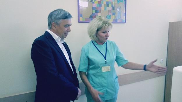 Совещание по развитию детской реабилитации в Тульской области